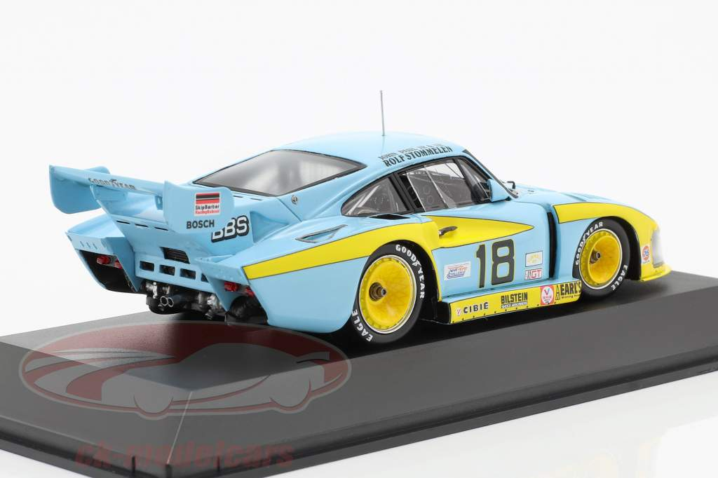 Porsche 935 #18 Gagnant 24h Daytona 1982 JLP Racing 1:43 Spark