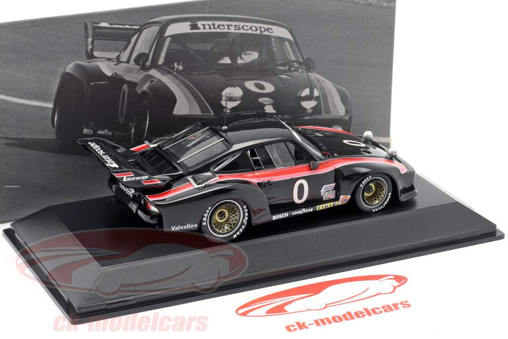 Porsche 935 #0 Gagnant 24h Daytona 1979 Interscope Racing 1:43 Spark