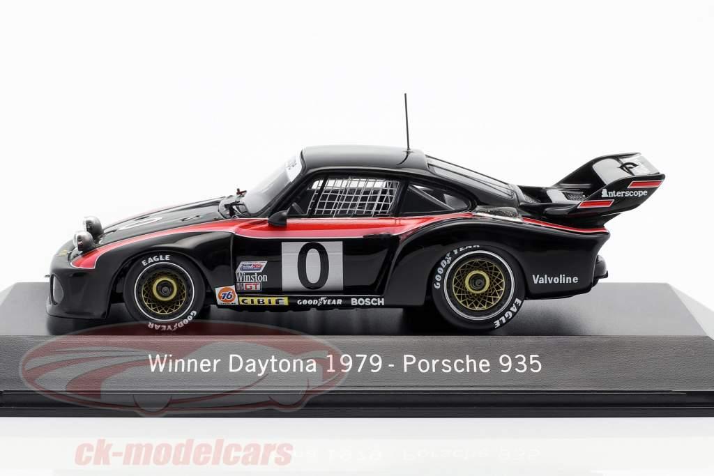 Porsche 935 #0 Vencedor 24h Daytona 1979 Interscope Racing 1:43 Spark