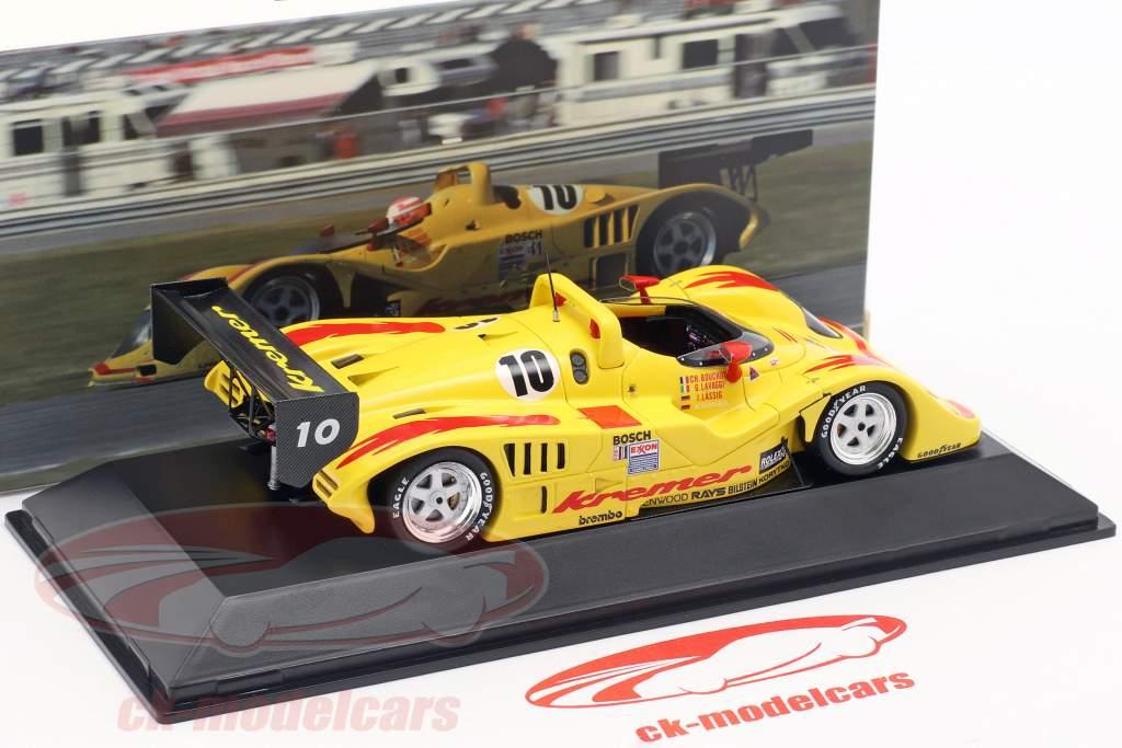 Porsche Kremer K8 #10 Vincitore 24h Daytona 1995 Kremer Racing 1:43 Spark