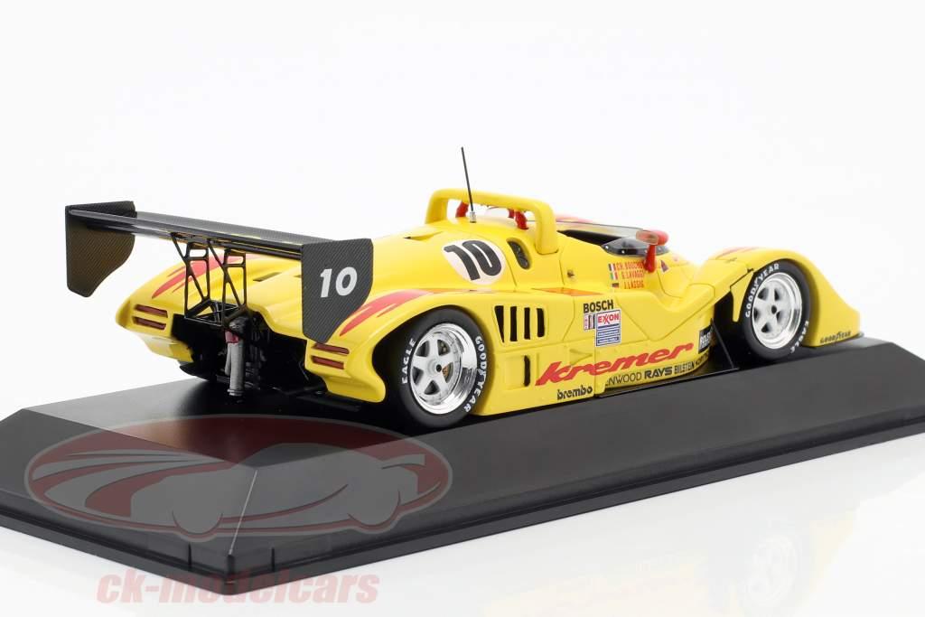 Porsche Kremer K8 #10 Vencedor 24h Daytona 1995 Kremer Racing 1:43 Spark