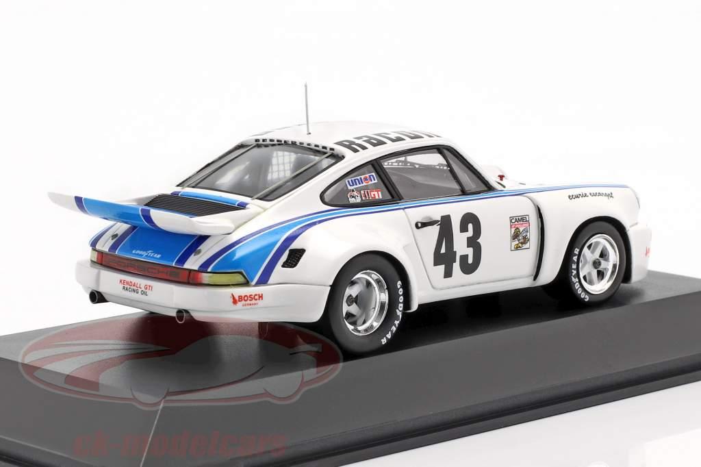 Porsche 911 Carrera RSR #43 Gagnant 24h Daytona 1977 Ecurie Escargot 1:43 Spark