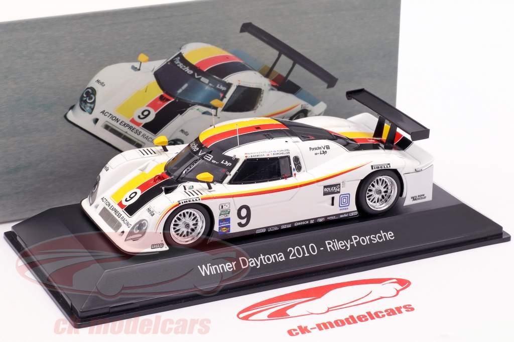 Porsche-Riley #9 Gagnant 24h Daytona 2010 1:43 Spark
