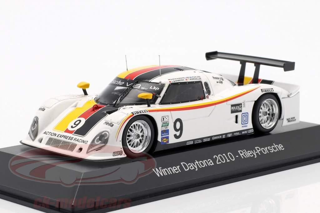 Porsche-Riley #9 Ganador 24h Daytona 2010 1:43 Spark