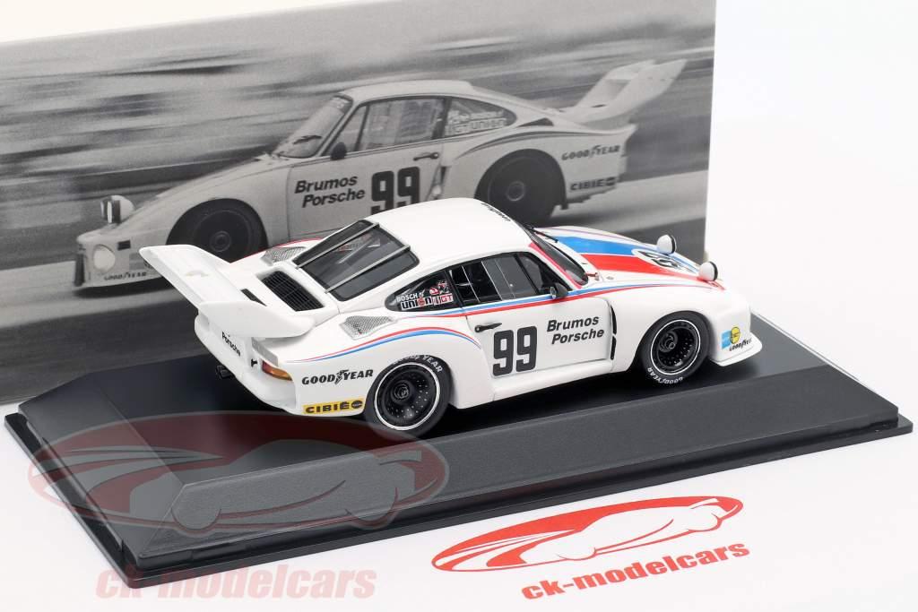 Porsche 935 #99 Ganador 24h Daytona 1978 Brumos Porsche 1:43 Spark