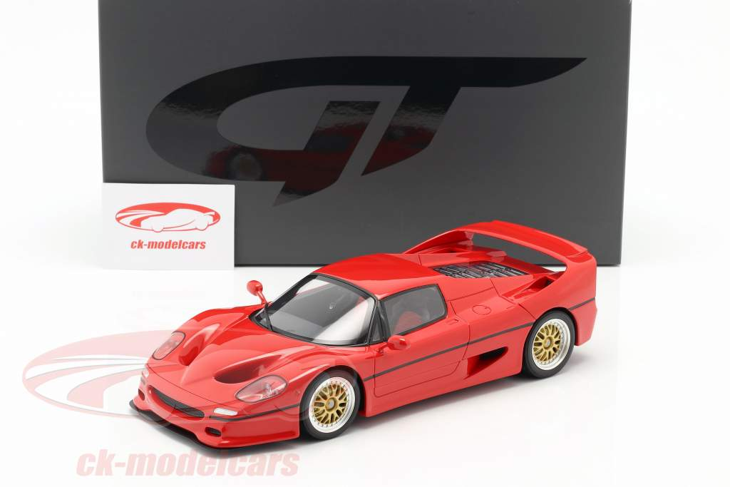 Koenig Specials Ferrari F50 rot 1:18 GT-Spirit