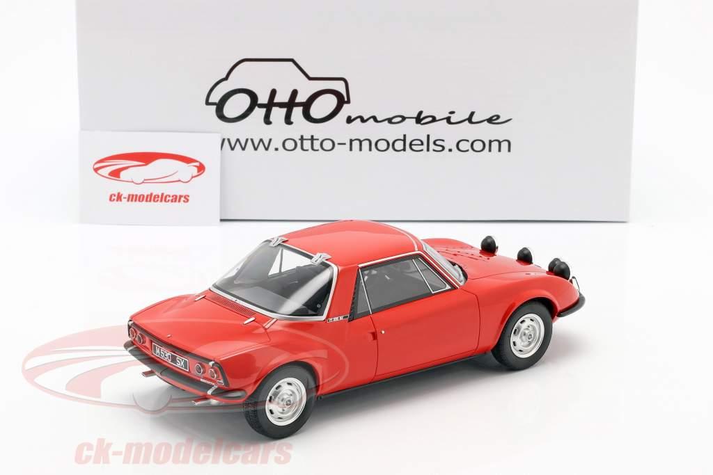 Matra 530 SX ano de construção 1971 vermelho 1:18 OttOmobile