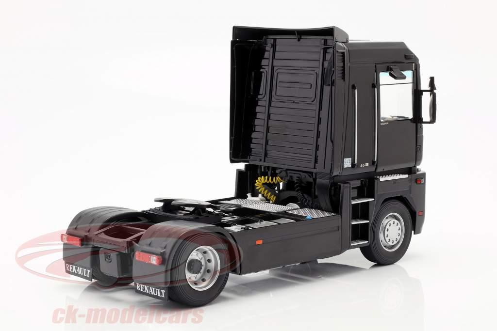 Renault Magnum Phase 2 SZM anno di costruzione 2001 nero 1:18 Z-Models