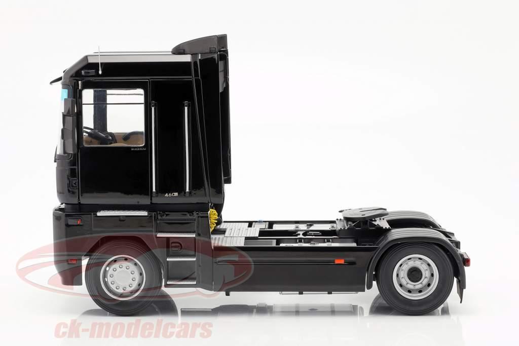 Renault Magnum Phase 2 SZM year 2001 black 1:18 Z-Models