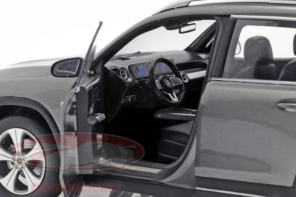 Mercedes-Benz GLB X247 gris montagne 1:18 Z-Models