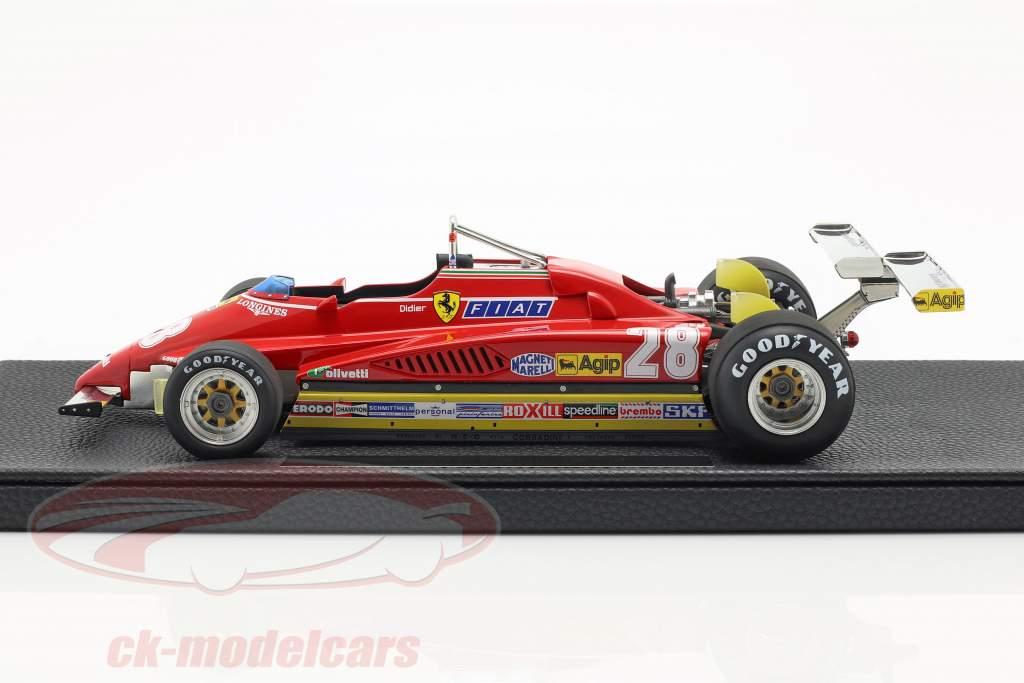 Ferrari 126 C2 1982 #28 Didier Pironi