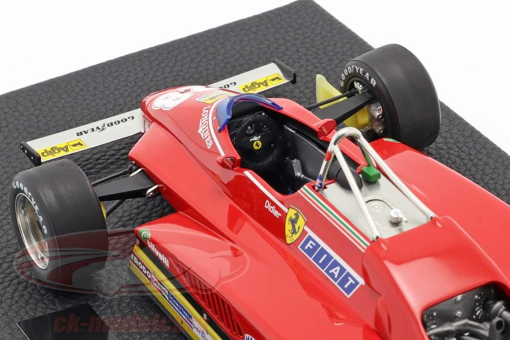 Didier Pironi Ferrari 126C2 #28 Long Beach GP Formel 1 1982 1:18 GP Replicas