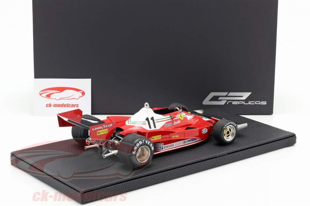 N. Lauda Ferrari 312 T2 #11 campione del mondo Paesi Bassi GP F1 1977 1:18 GP Replicas
