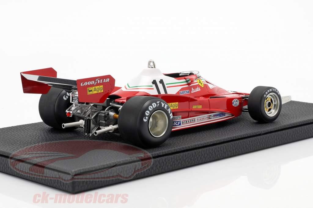 N. Lauda Ferrari 312 T2 #11 campeão do mundo Holanda GP F1 1977 1:18 GP Replicas