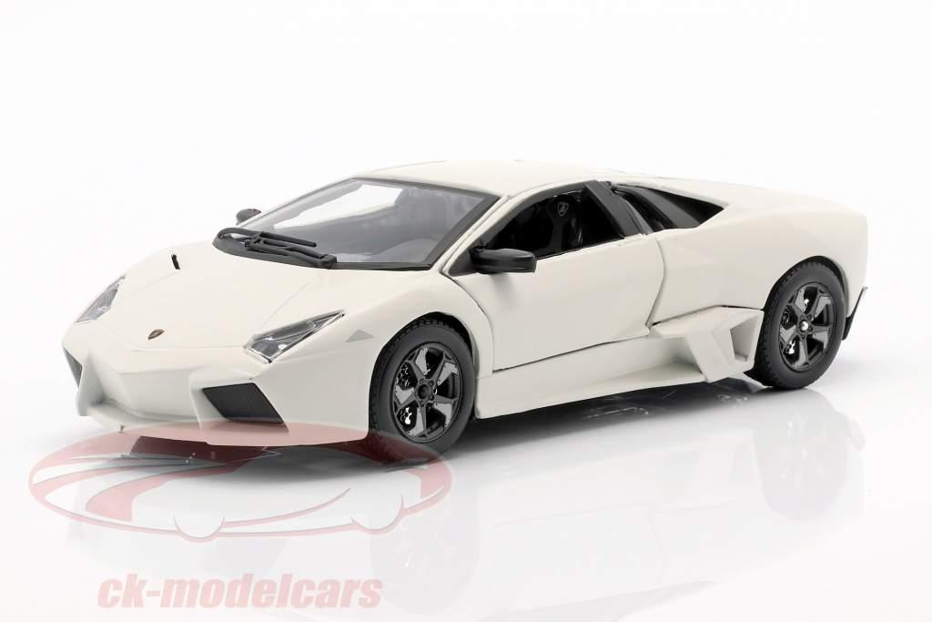 Lamborghini Reventon bianco 1:24 Bburago