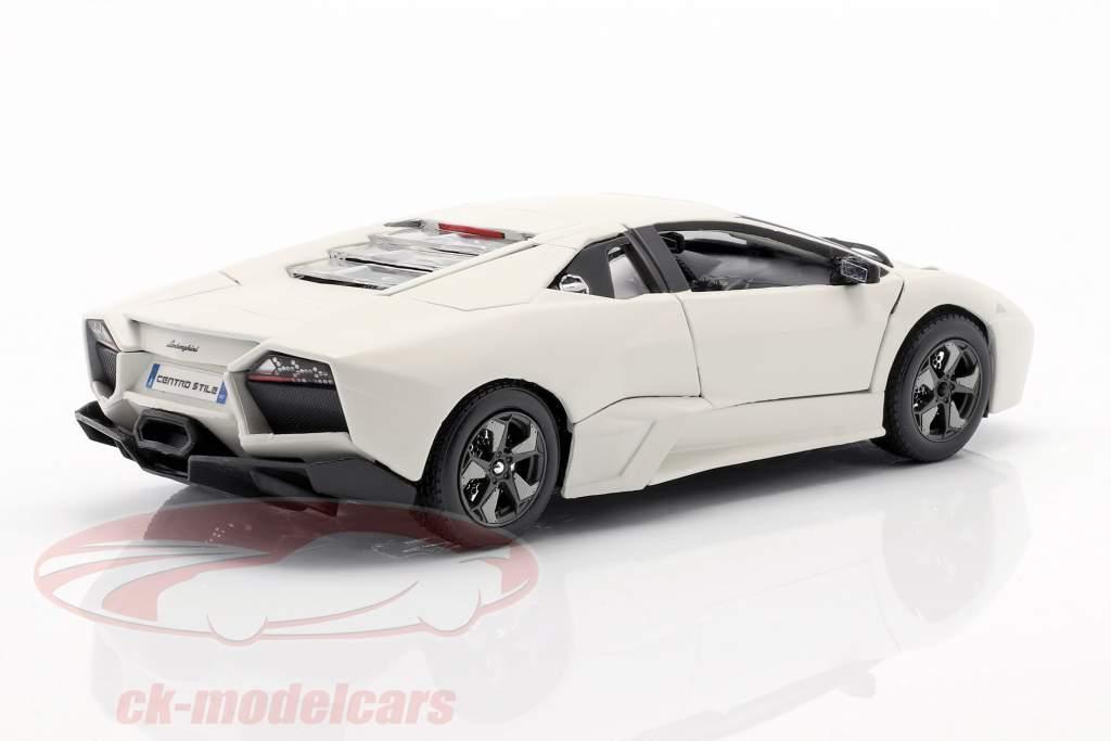 Lamborghini Reventon weiß 1:24 Bburago