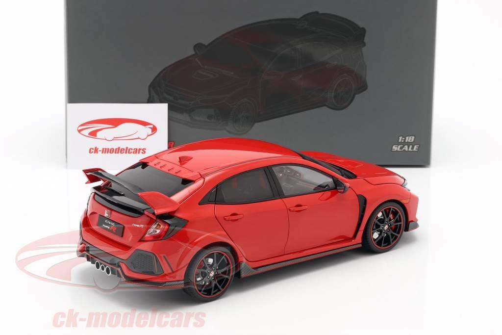 Honda Civic Type-R red 1:18 LCD Models