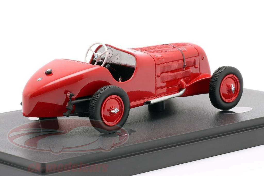BMW KR6 anno di costruzione 1934 rosso 1:43 AutoCult