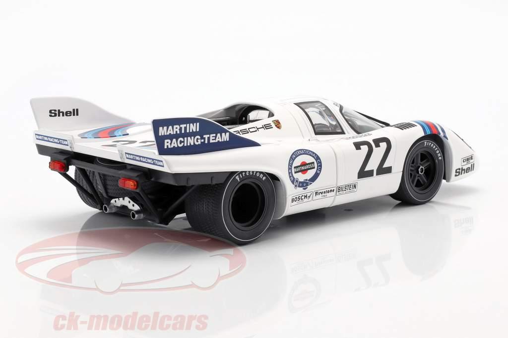 Porsche 917K #22 Vinder 24h LeMans 1971 Marko, van Lennep 1:18 CMR