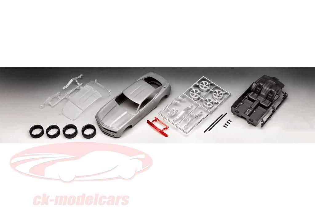 Chevrolet Camaro Concept Car 2006 silver grey kit 1:25 Revell