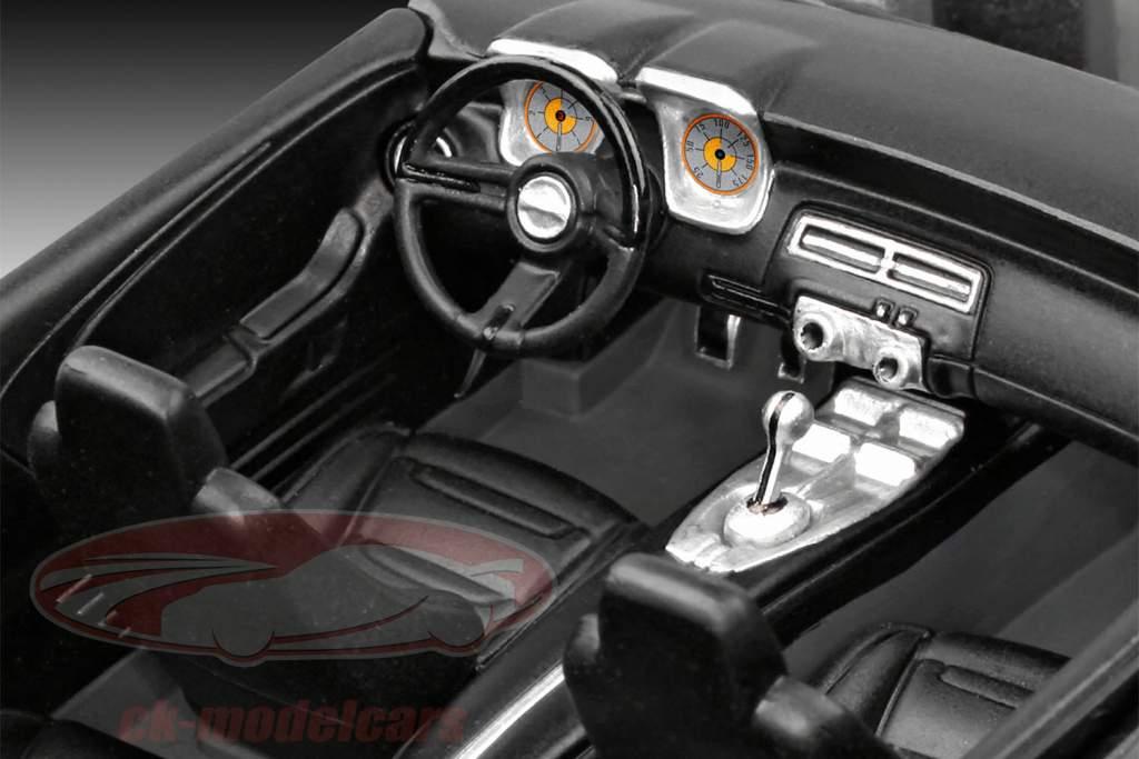 Chevrolet Camaro Concept Car 2006 sølvgrå kit 1:25 Revell