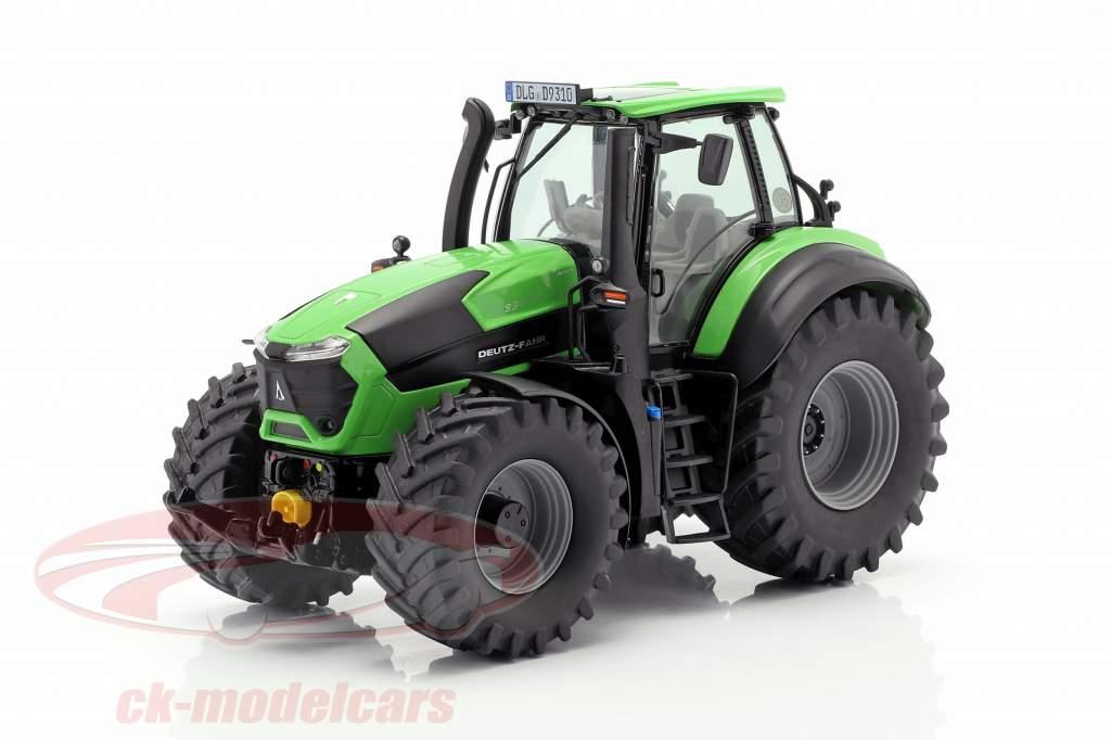 Deutz-Fahr 9310 TTV Agrotron Traktor grün / schwarz 1:32 Schuco