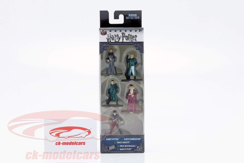 Harry Potter Set 5 Figuren Jada Toys