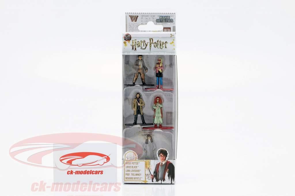 Harry Potter Set 5 figure Jada Toys