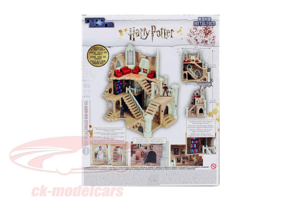 Harry Potter Gryffindor Tower met cijfers Jada Toys