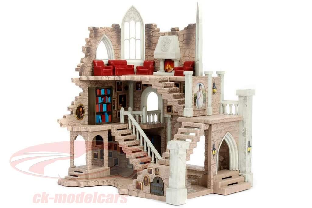 Harry Potter Gryffindor Tower con figure Jada Toys