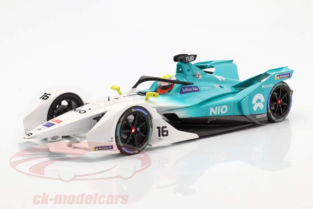 Oliver Turvey NIO Sport 004 #16 formula E Season 5 2018/19 1:18 Minichamps