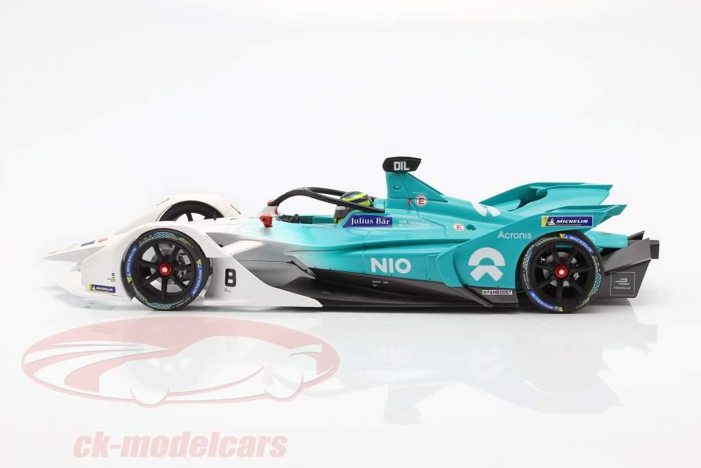 Tom Dillmann NIO Sport 004 #8 formula E Season 5 2018/19 1:18 Minichamps
