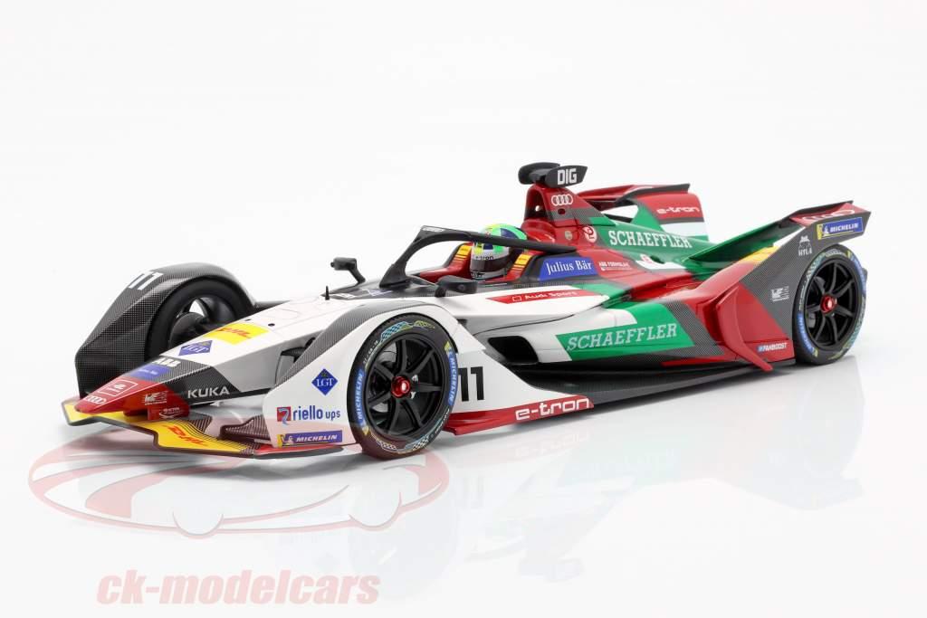 Lucas di Grassi Audi e-tron FE05 #11 formula E season 5 2018/19 1:18 Minichamps