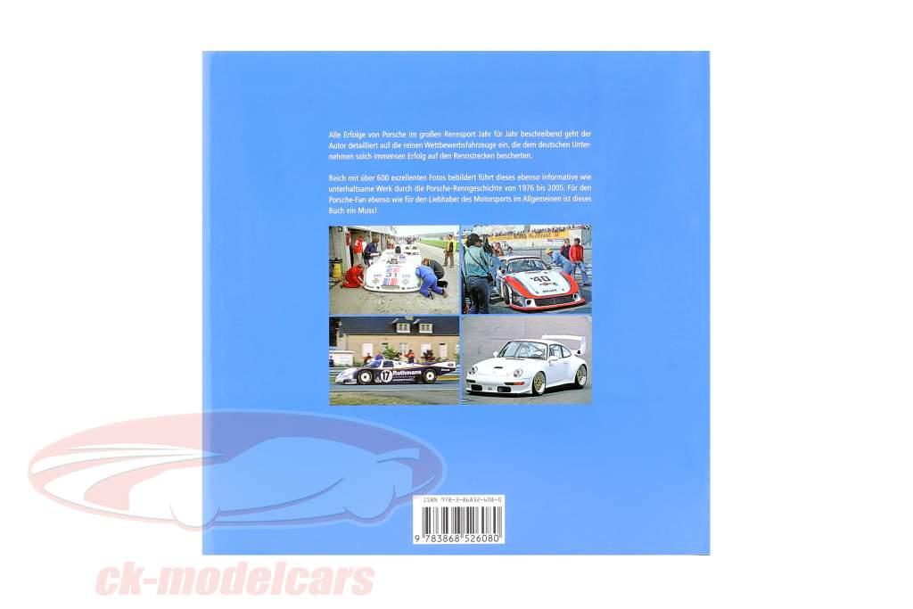 libro: Porsche gara automobili da 1975 / da Brian Long