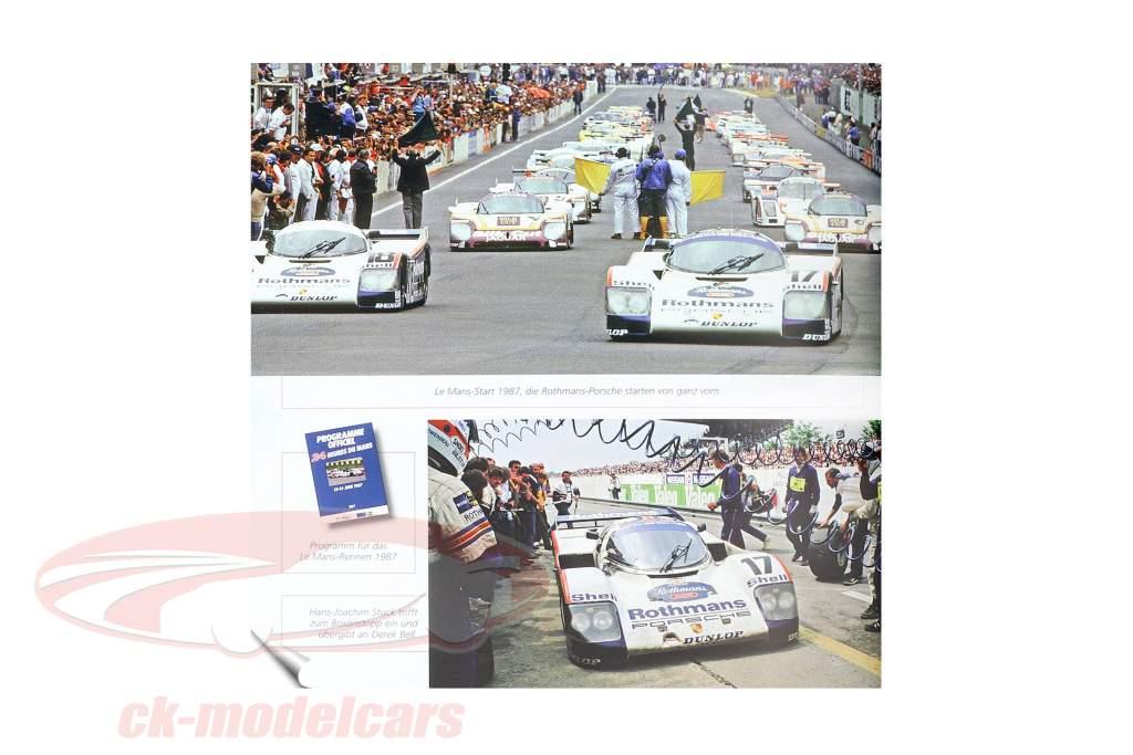 libro: Porsche raza coches desde 1975 / por Brian Long