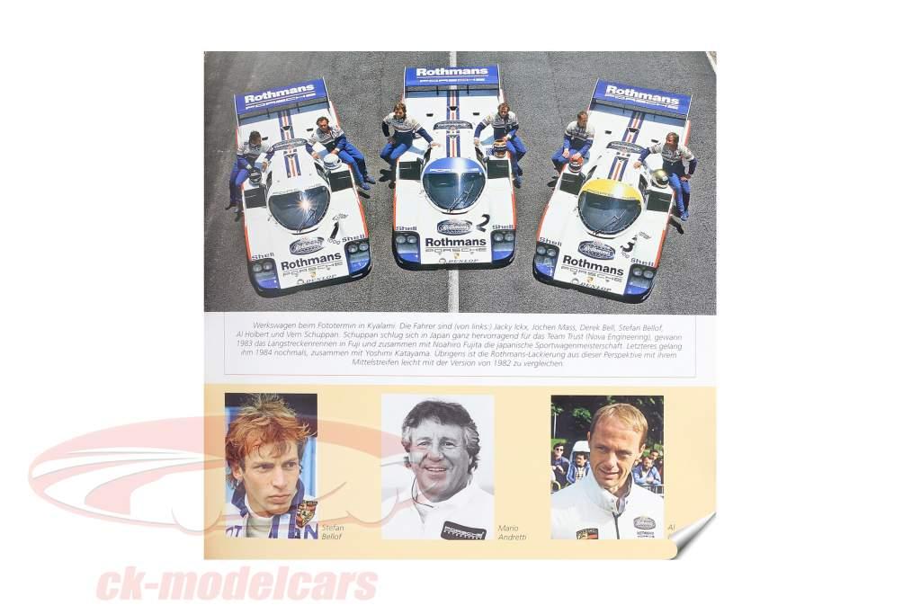 Buch: Porsche Rennwagen seit 1975 / von Brian Long