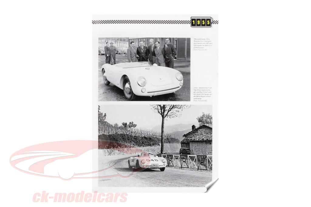 libro: Porsche Storia di corsa - Motorsport da 1951 / da Michael Behrndt