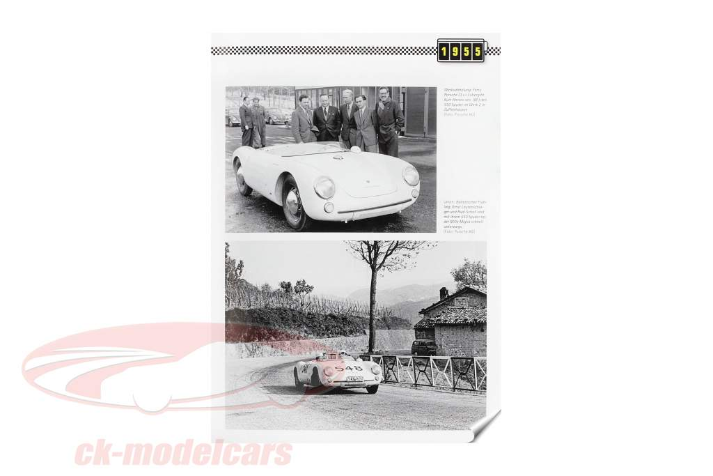 livro: Porsche História de corrida - Motorsport desde 1951 / por Michael Behrndt