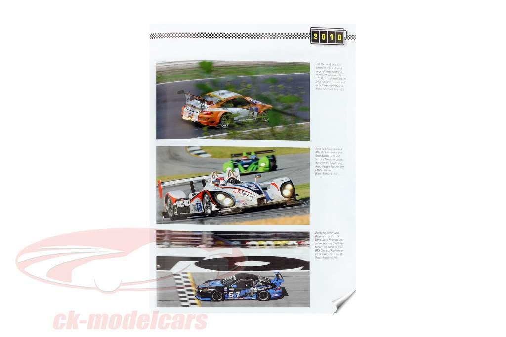 boek: Porsche Racing Geschiedenis - Motorsport sinds 1951 / door Michael Behrndt