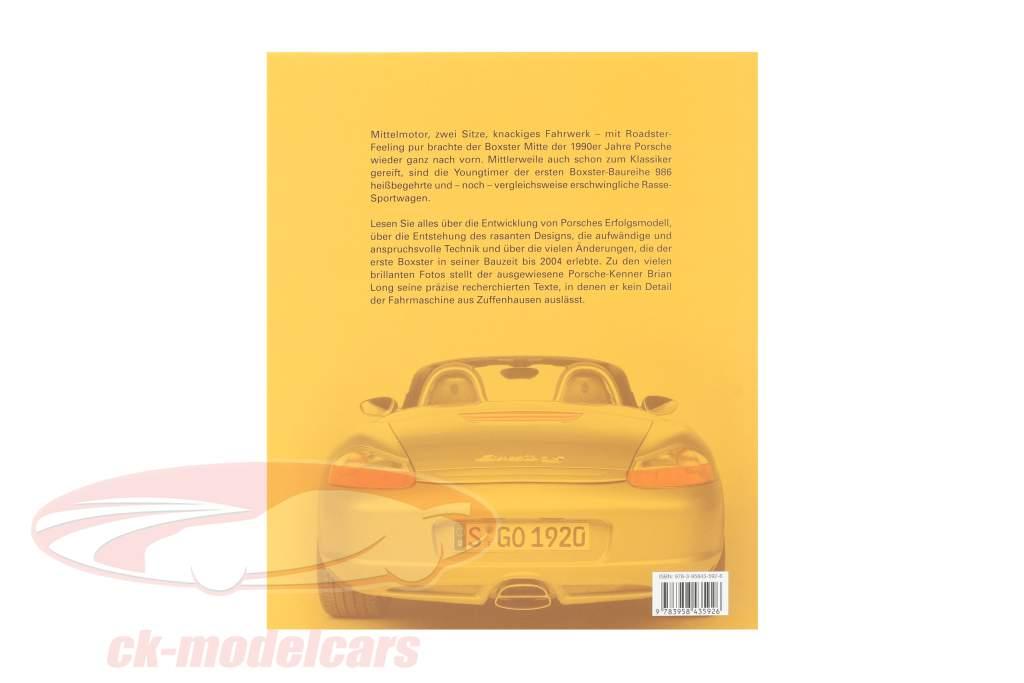 boek: Porsche Boxster type 986 - In der Mitte liegt die Kraft / door Brian Long