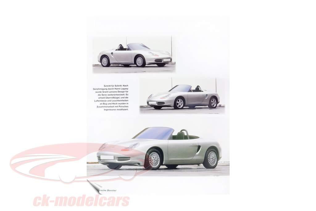 livre: Porsche Boxster type 986 - In der Mitte liegt die Kraft / par Brian Long