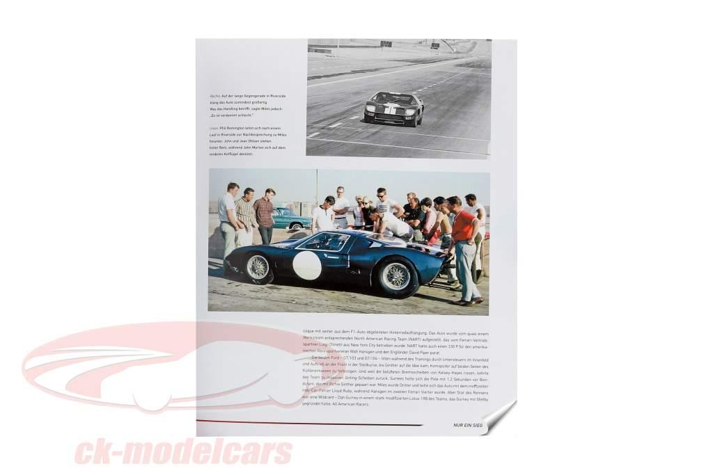 livre: Ford GT / par Preston Lerner et Dave Friedman
