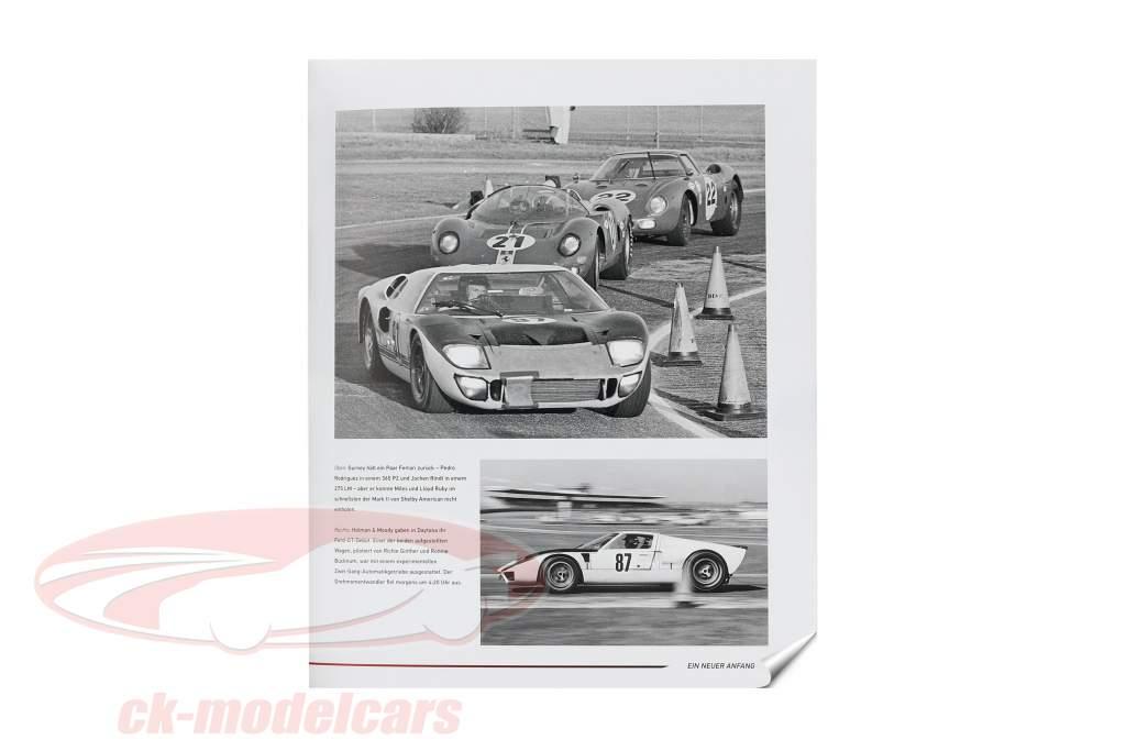 livro: Ford GT / por Preston Lerner e Dave Friedman