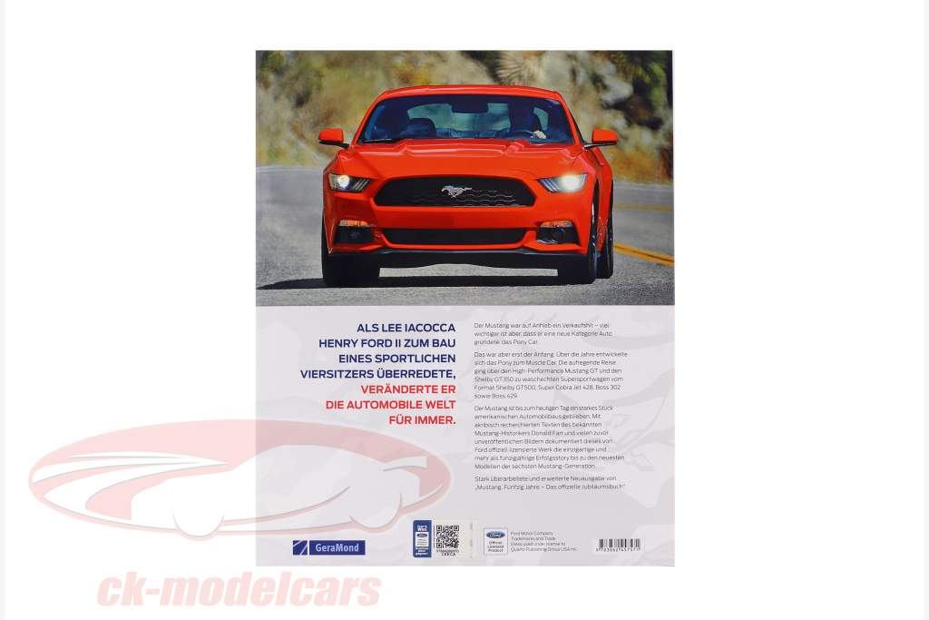 Buch: Ford Mustang - America's Original Pony Car / von Donald Farr