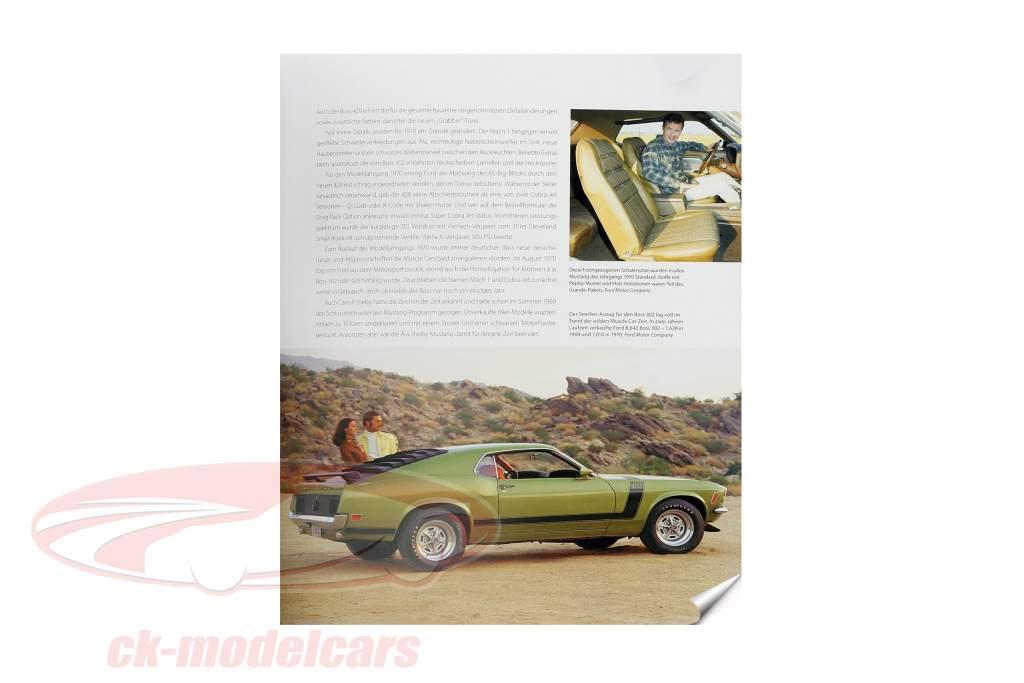 libro: Ford Mustang - America's Original Pony Car / por Donald Farr