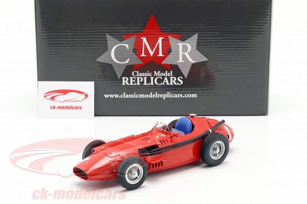 J. M. Fangio Maserati 250F #1 Winner German GP World Champion F1 1957 1:18 CMR