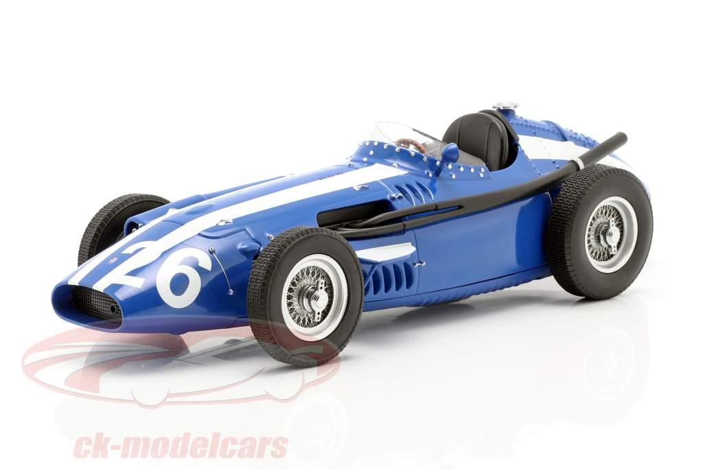 Masten Gregory Maserati 250F #26 4th italian GP formula 1 1957 1:18 CMR