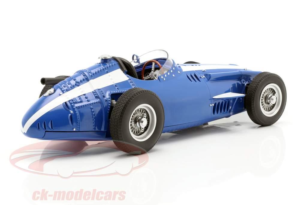 Masten Gregory Maserati 250F #26 4 italien GP formule 1 1957 1:18 CMR