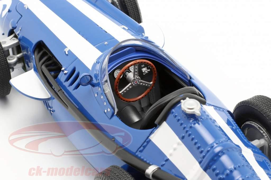 Masten Gregory Maserati 250F #26 4e Italiaans GP formule 1 1957 1:18 CMR