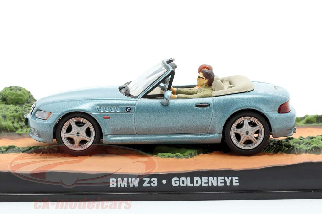 BMW z3 James Bond-Goldeneye